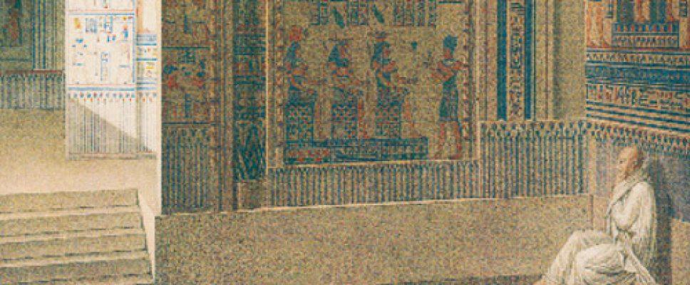 sia nefer pretre du temple de memphis