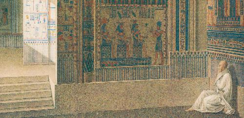 Sia Néfer, prêtre du temple de Memphis