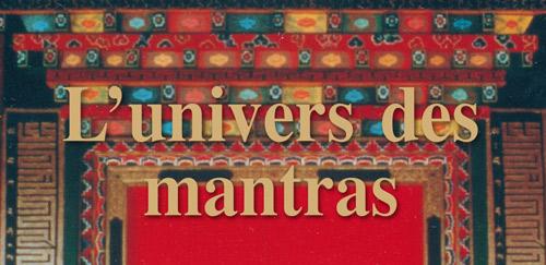 L'univers des mantras