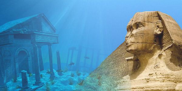 Atlantide et Égypte