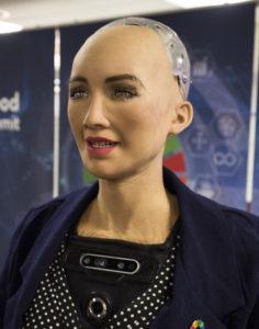 Sophia, robot humanoïde