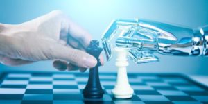 échecs, homme contre machine